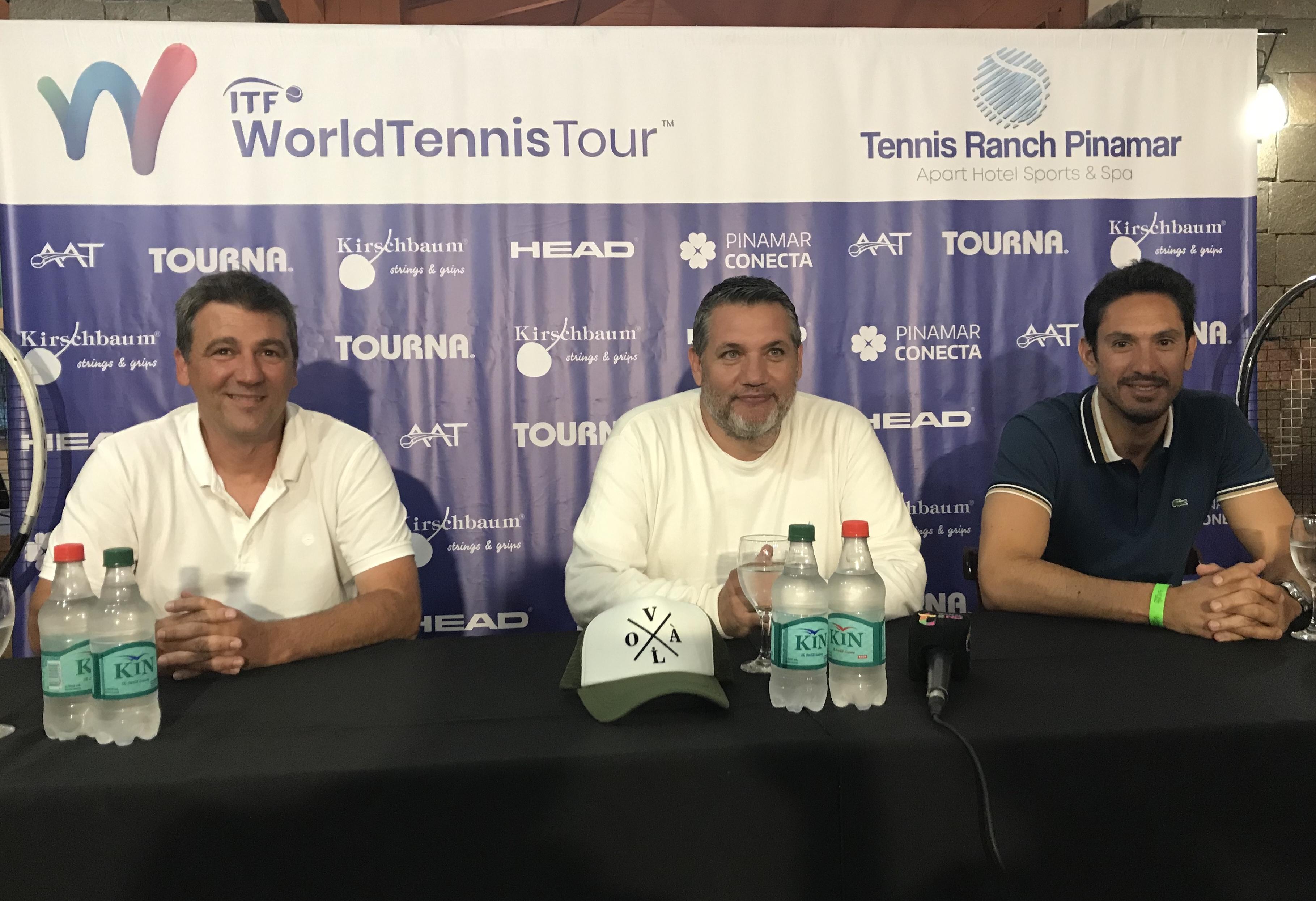 Calendario Itf.Se Presentaron Los 21 Torneos Del Itf World Tennis Tour 2019